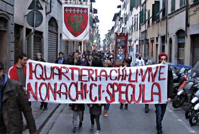 demonstration for Nidiaci