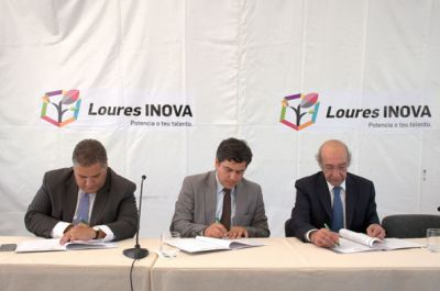 Loures Inova Inauguration Event ( Credit:Municipality of Loures)