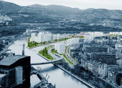 Bilbao City Council (2015) / Opening of the canal